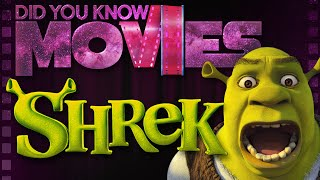 Shrek, the F*** You to Walt Disney ft. Caddicarus - Did You Know Movies