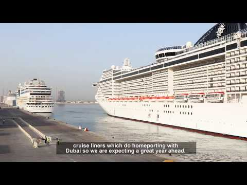 Mina Rashid Cruise Terminal - Dubai