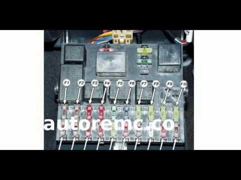 Схема предохранителей ваз 2112 16 клапанов фото 204