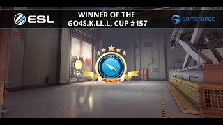 S.K.I.L.L Special Force 2 | ESL Go4SKILL Cup #157 ft. SFD-Gaming SF2