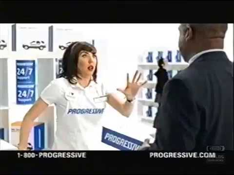 Progressive | Television Commercial | 2008 | Flo Extra Features
