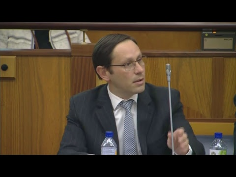 The Standing Committee on Finance follow-up on Steinhoff issues