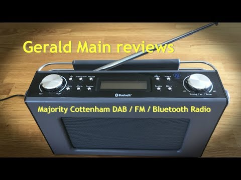 Review of  the Cottenham radio by Majority