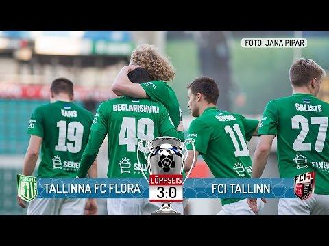 12. voor 2017: Tallinna FC Flora - FCI Tallinn 3:0 (1:0)