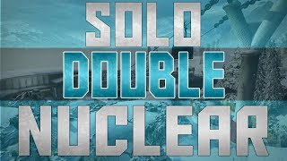 BO2: Solo Double Nuclear on Downhill! School Stuff with Slayer