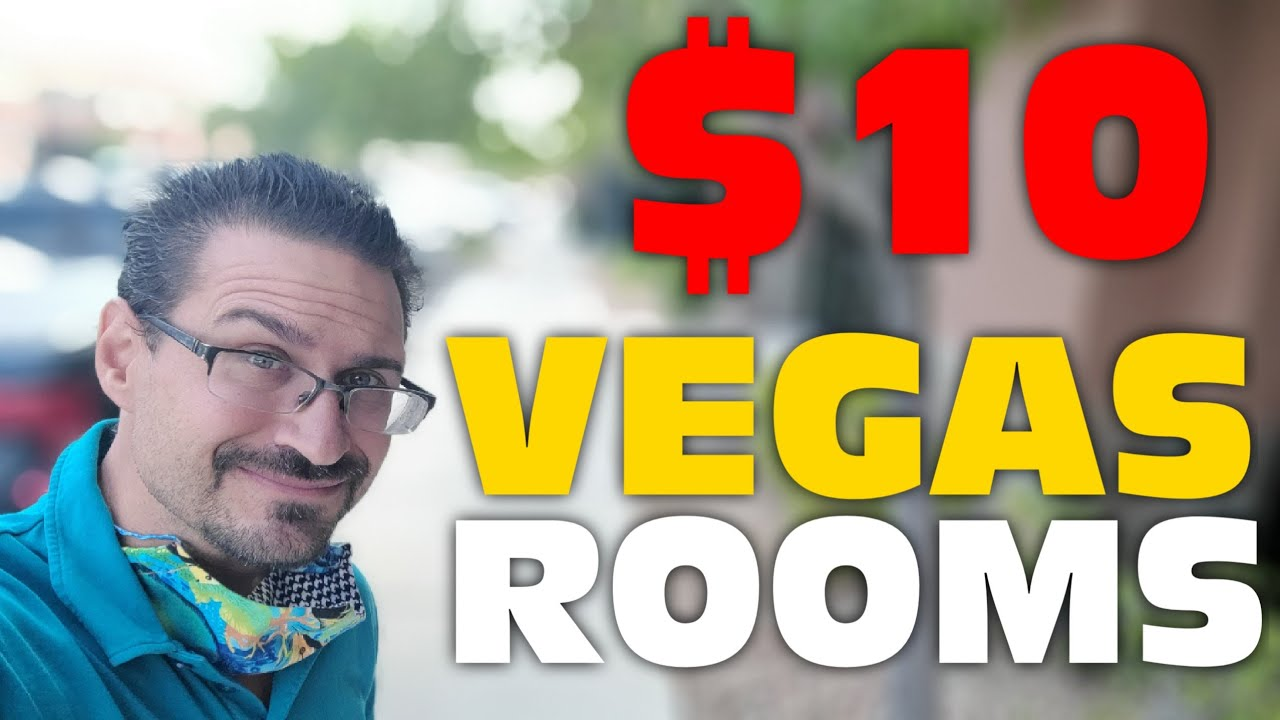 Las Vegas Hotels for $10 are REAL - But Resort Fees SUCK! August and September 2020 Room Rates