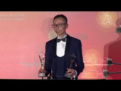 BOC Group Life Assurance Company Limited wins in the 2019 Asia-Pacific Stevie® Awards