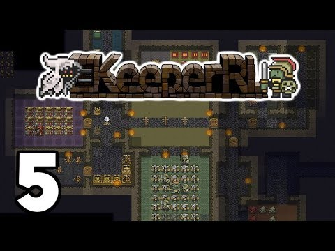 Repeat KEEPERRL | 1 | Multi Level Roguelike Dungeon Builder