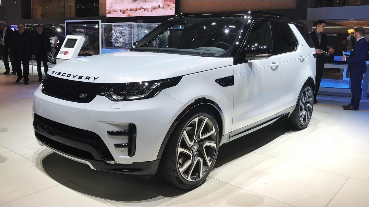 Land Rover Discovery 5. ТЕПЕРЬ НЕ РАМНЫЙ!