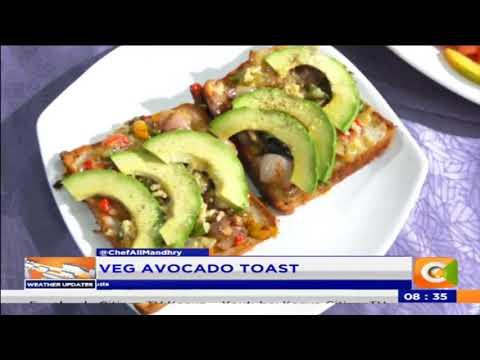 Breakfast Tips: How to prepare Veg Avocado toast, Prawns pasta and Seasonal fruit smoothie