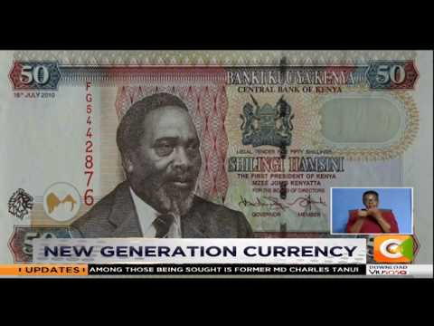 New generation currency