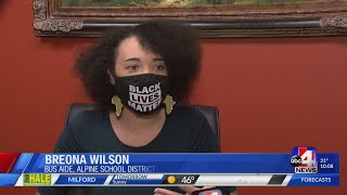 Employee told not to wear BLM …