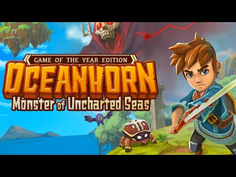 OCEANHORN: Monster of Uncharted Seas - PeiT juega... - Gameplay Español