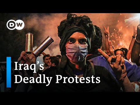 Iraq: Protesters killed in clashes with security forces | DW News