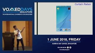 Progressive Web Applications - The best of both worlds (App & Web) - Voxxed Days Singapore 2018