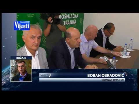 BS ROŽAJE - TV VIJESTI 08.07.2017.