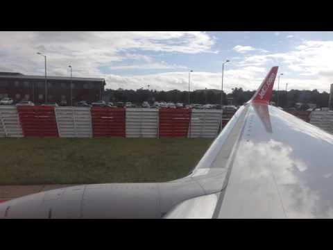Jet 2 737-800 | Edinburgh (EDI) to Lanzarote (ACE ) | FULL (Edited)