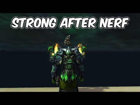 STRONG AFTER NERF - Marksmanship Hunter PvP - WoW Shadowlands 9.0.2