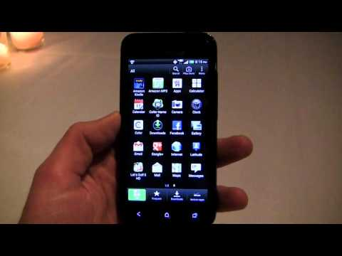 HTC DROID Incredible 4G LTE First Look