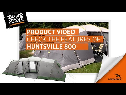 Huntsville 800 Family Tent (2018) | Just Add People
