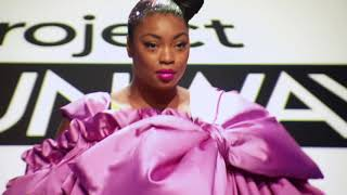 Liris' Runway Walks From Season 16 Of Project Runway