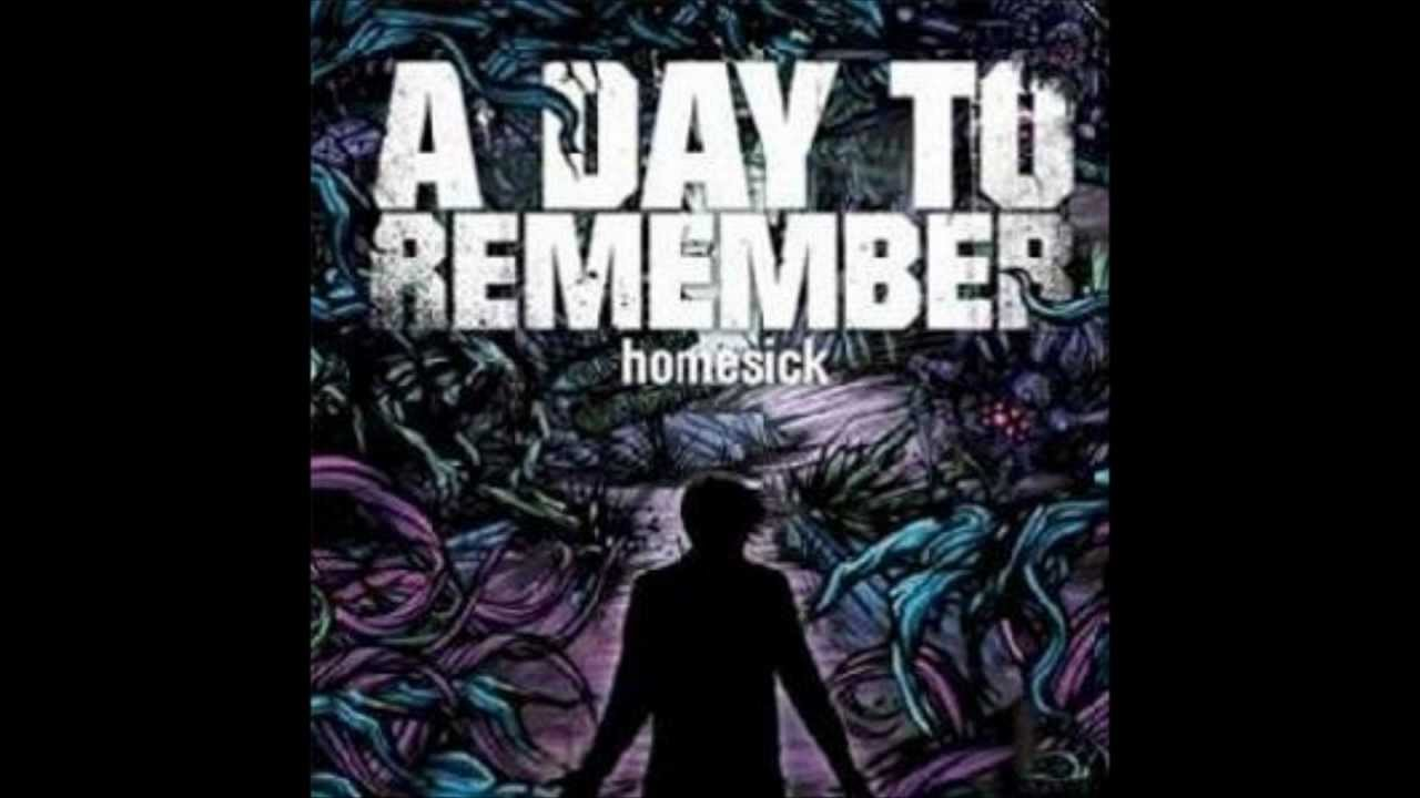 A Day To Remember - Another Song About The Weekend [lyrics ...
