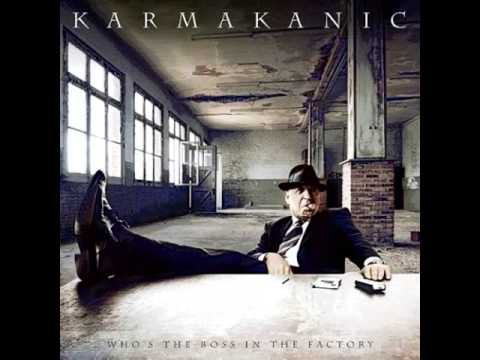 Karmakanic - Who's the boss in the factory ? - Full Album