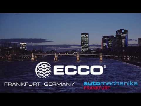 ECCO at Automechanika Frankfurt 2018