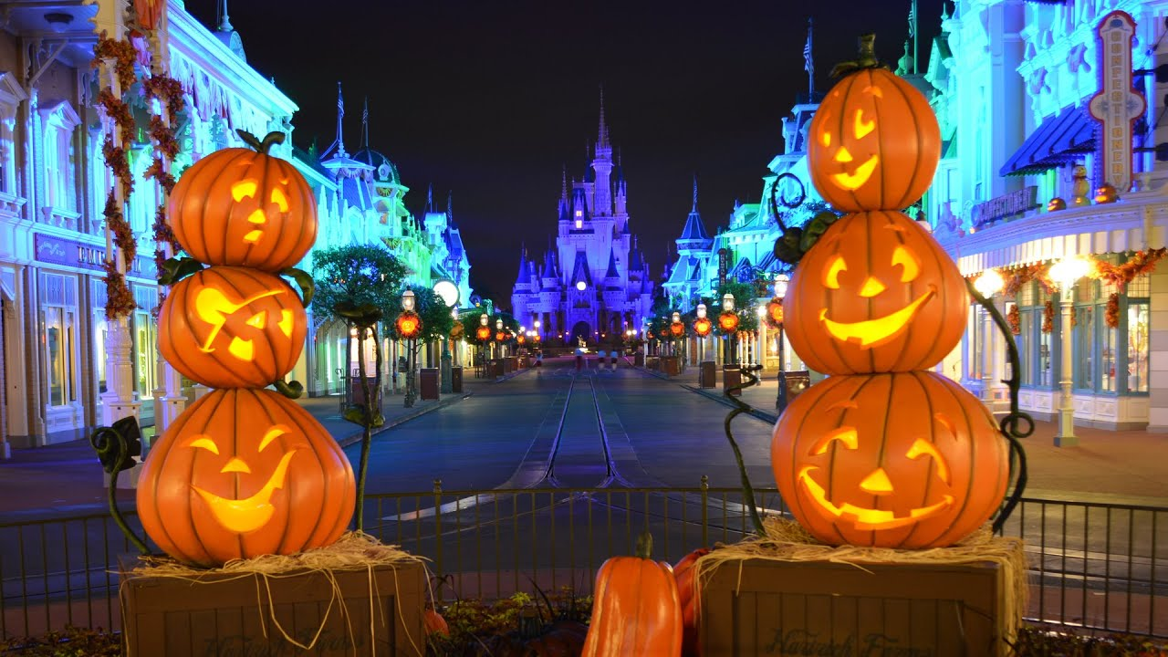 mousesteps weekly 115 mickeys not so scary halloween party overview tips magic kingdom youtube