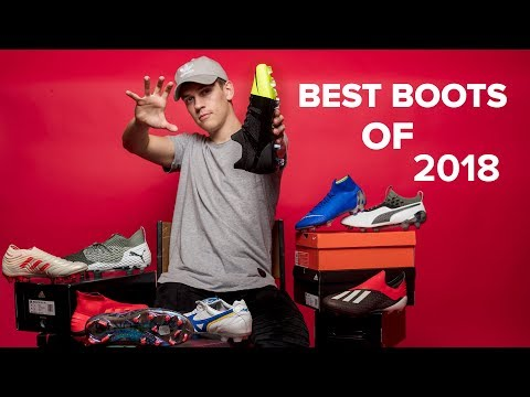 BEST BOOT RELEASES OF 2018 | Top 5 Best Football Boots