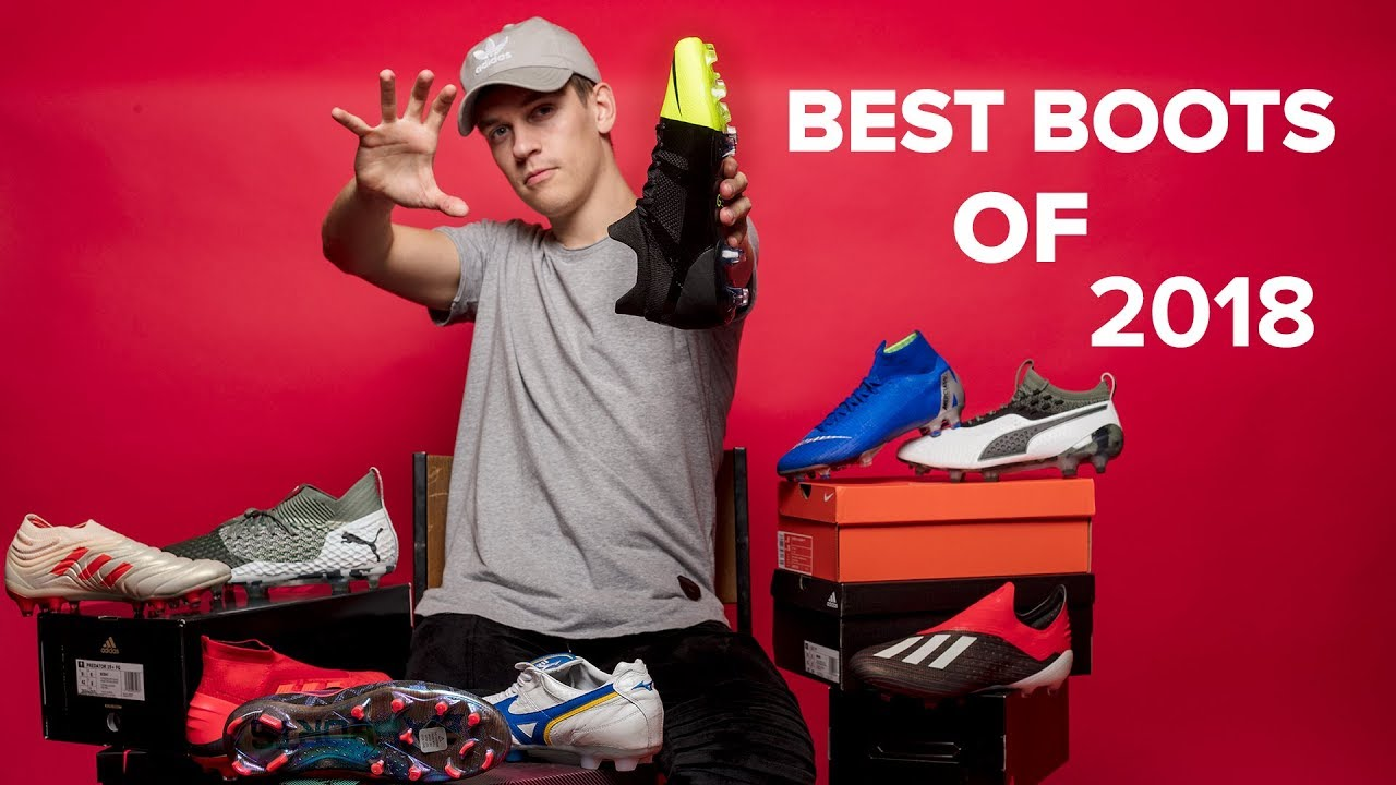 8ffb0d3057e7d BEST BOOT RELEASES OF 2018 | Top 5 best football boots - YouTube