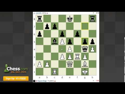 Live Chess Commentary: Blitz With Squarology   Part 7!