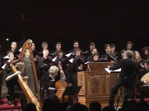 Singet dem Herrn, Schütz - Ens. Gilles Binchois & le chœur Altitude