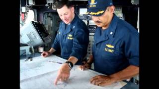 USS Kidd Commanding Officer and Executive Officer