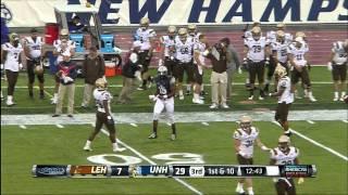 New Hampshire-Lehigh Football Live Stream: No. 7 Wildcats Host Mountain Hawks
