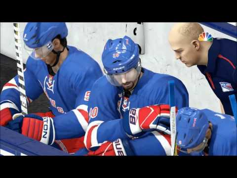 NHL 16  - BvS Ep. 3 New York Islanders vs New York Rangers