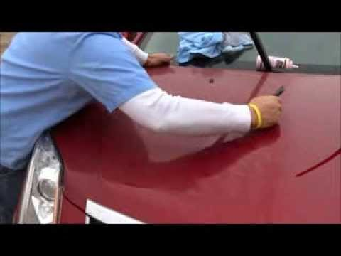 "How to remove spray-foam overspray damage ""Auto Paint Overspray Removal of Texas Onsite Services"""