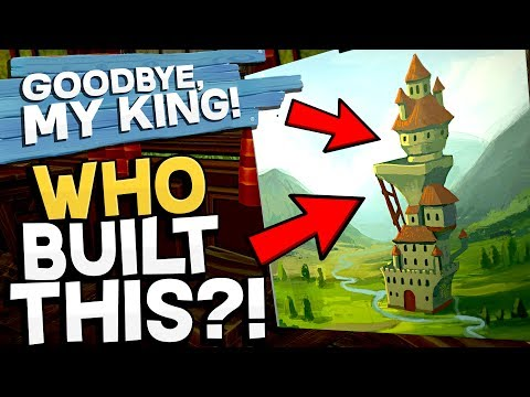Goodbye My King - DID THE NEIGHBOR BUILD THIS INSANE CASTLE?! - Goodbye My King Gameplay Part 2 thumbnail