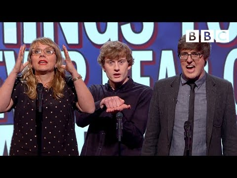 Things You Never Hear On Daytime TV - Mock The Week: 2017 - BBC Two