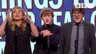 Things you never hear on daytime TV | Mock the Week - BBC