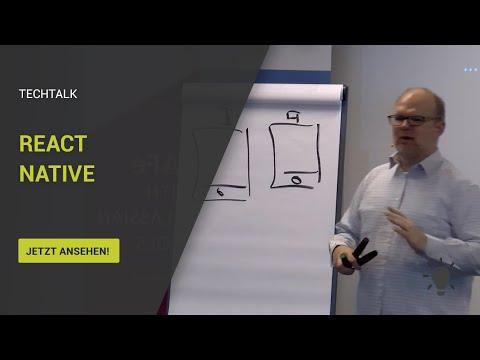 React Native  - TechTalk thumbnail