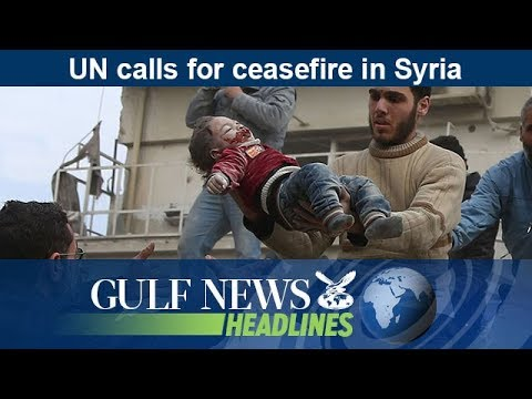 UN calls for ceasefire in Syria - GN Headlines