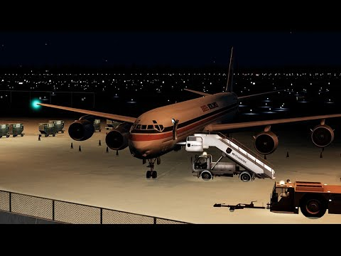 A Routine Takeoff Quickly Turns into a Disaster | Nuts and Bolts | Emery Worldwide 17