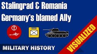 Stalingrad & Romania - Germany