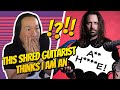 OMG! The Fastest Guitar Player Thinks I Am An *****?