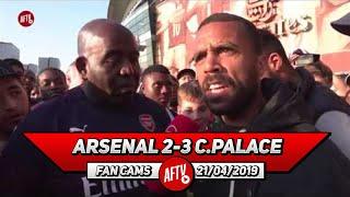Arsenal 2-3 Crystal Palace | Mustafi, Elneny & Jenkinson Are NOT GOOD ENOUGH!