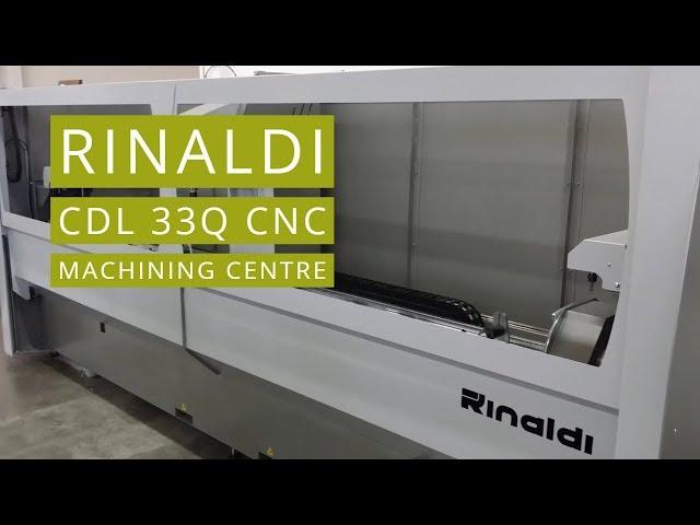 Rinaldi CDL 33Q CNC Machining Centre