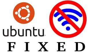 How To Fix No Wifi (Wifi Not Working) Problem On Ubuntu Linux 16.04 LTS