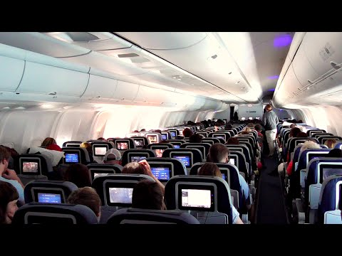 TRIP REPORT | Condor | Boeing 767-300ER | Frankfurt - Minneapolis | Economy Class | ✈