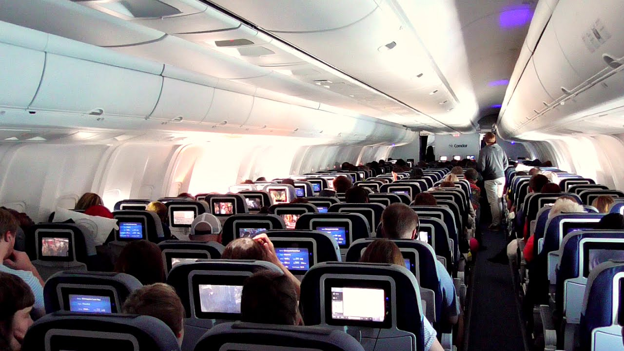 trip report condor boeing 767 300er frankfurt. Black Bedroom Furniture Sets. Home Design Ideas